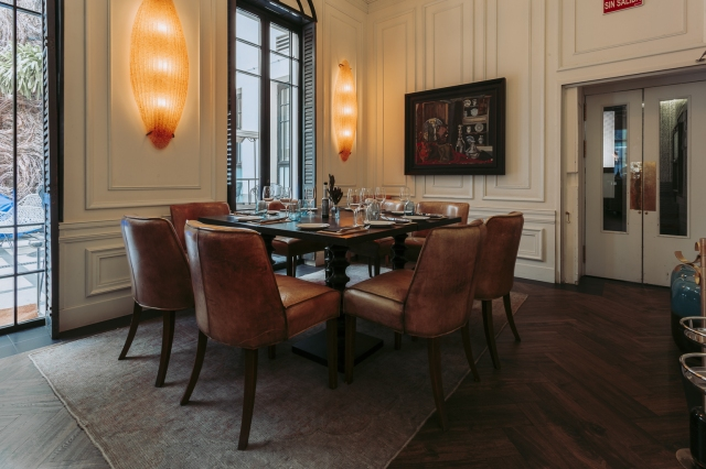 YOUnique fusion restaurant in Madrid | Only You Boutique Hotel Madrid
