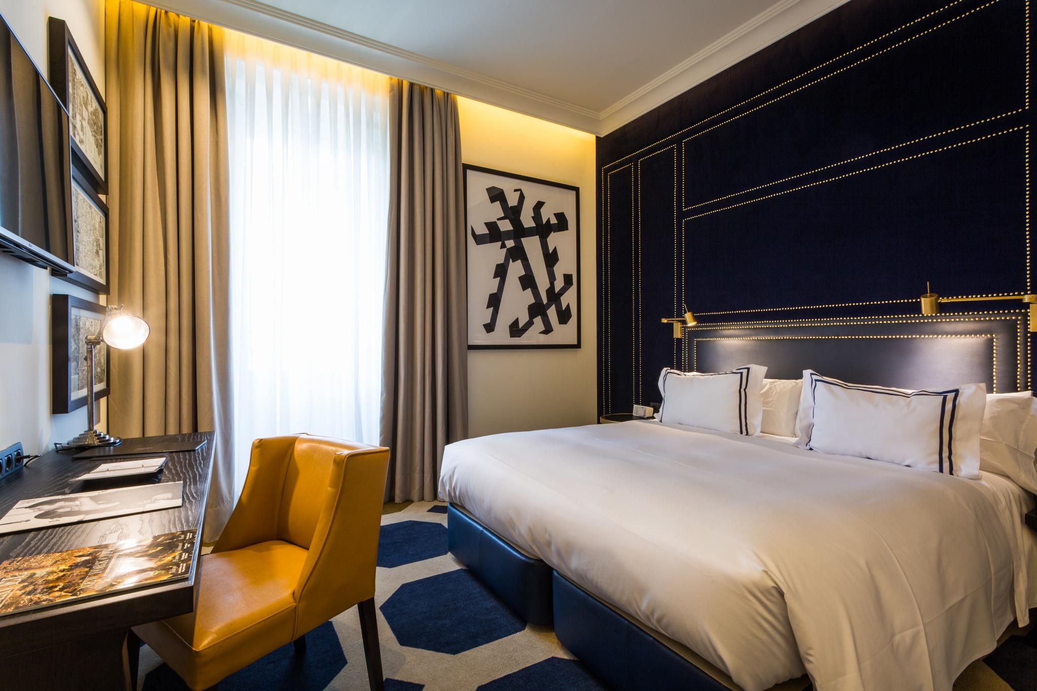 Habitaciones de hotel de lujo   Only YOU Boutique Hotel Madrid
