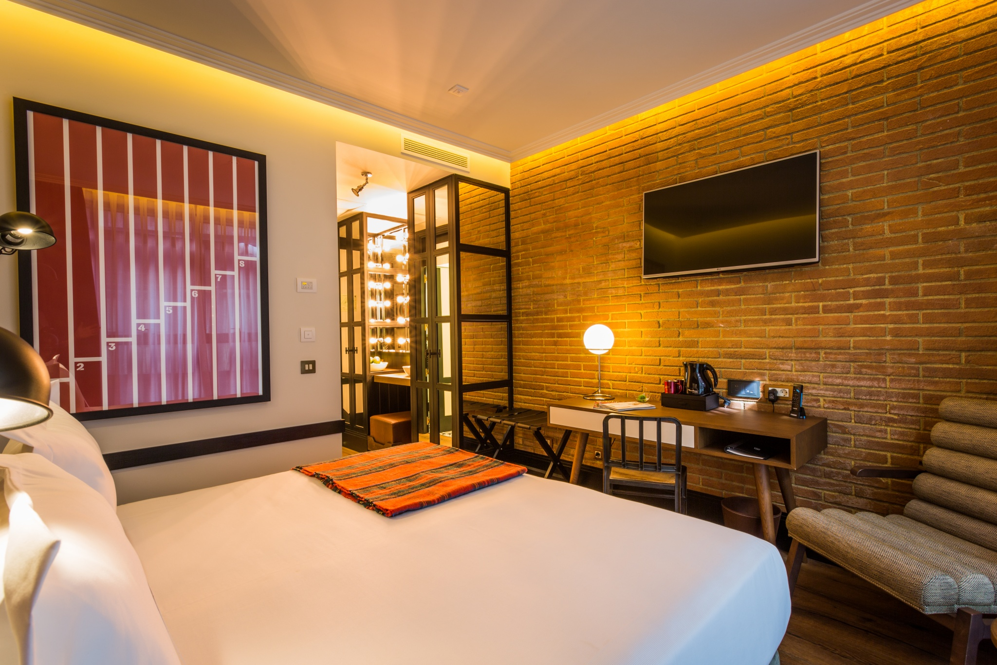 Designer Hotel Bedrooms Only You Hotel Atocha